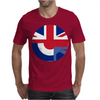 Mod Union Jack, Ideal Gift, Birthday Present Mens T-Shirt