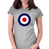 Mod Womens Fitted T-Shirt