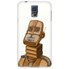Moderne Robot cell Phone Case