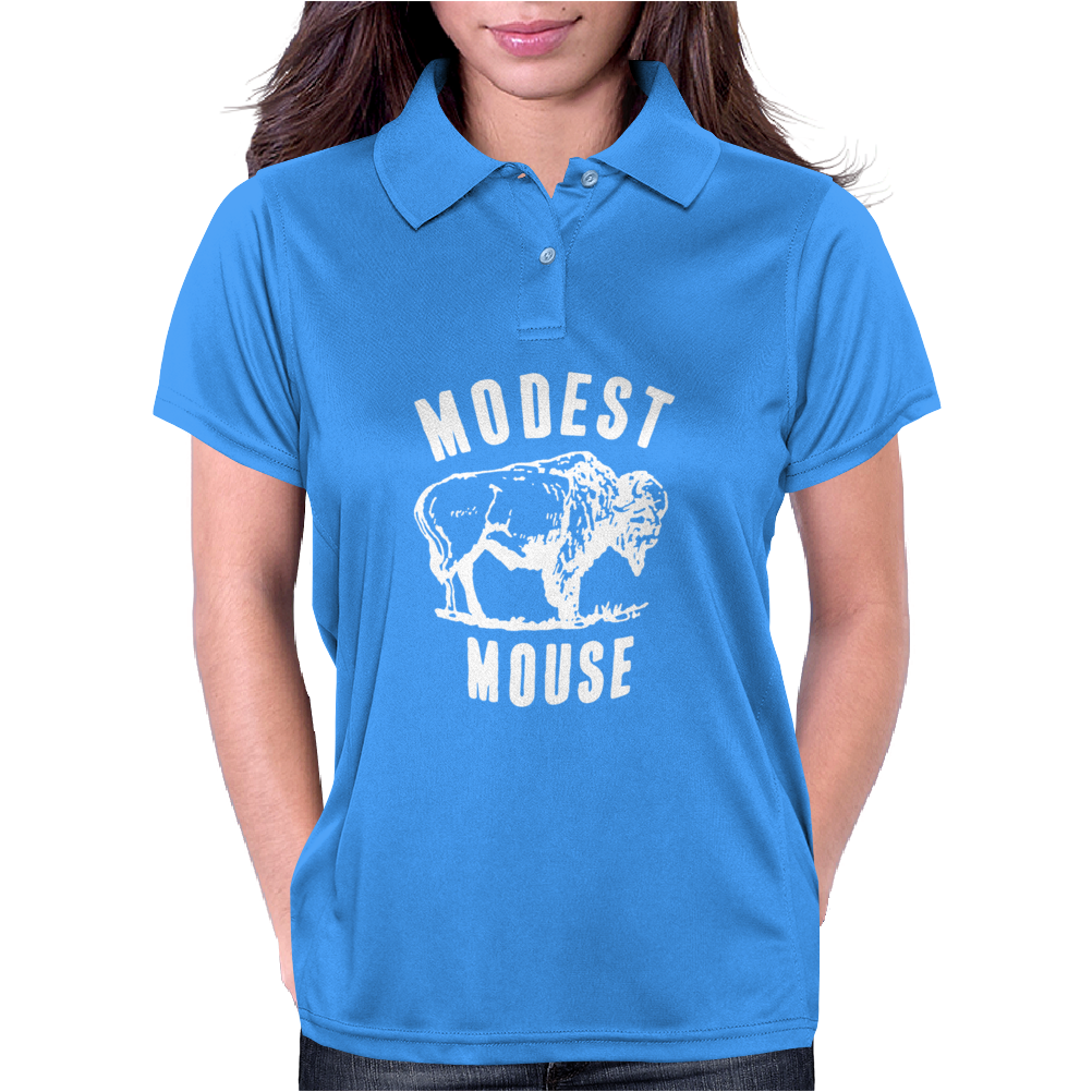 Modest Mouse Womens Polo
