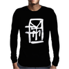 Mogwai Mens Long Sleeve T-Shirt