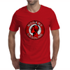 Mohawk Gasoline vintage sign crystal version Mens T-Shirt