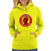 Mohawk Gasoline vintage sign flat version Womens Hoodie