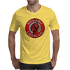Mohawk Gasoline vintage sign rust version Mens T-Shirt