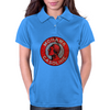 Mohawk Gasoline vintage sign rust version Womens Polo