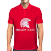 Molon Labe Spartan Rifle Mens Polo