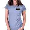 M.o.M// Black Womens Fitted T-Shirt