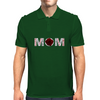 Mom Rose Mens Polo