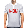 MOM STRONG Mens Polo