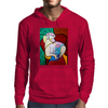 MOMMY AND ME  PICASSO Mens Hoodie