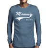 Mommy Since 2015 Mens Long Sleeve T-Shirt