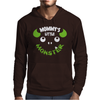 Mommy's Little Monster Mens Hoodie