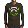 Mommy's Little Monster Mens Long Sleeve T-Shirt