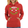 Mommy's Little Monster Womens Hoodie