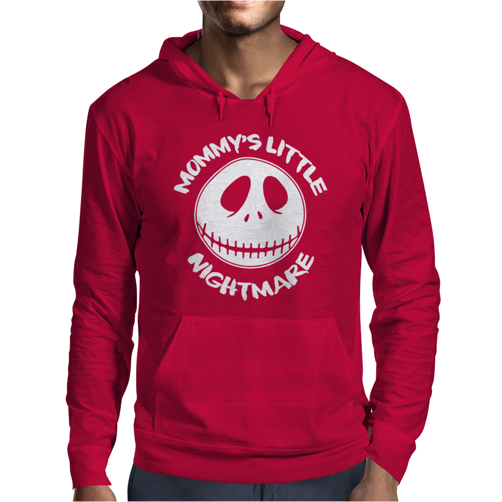 Mommy's Little Nightmare Mens Hoodie
