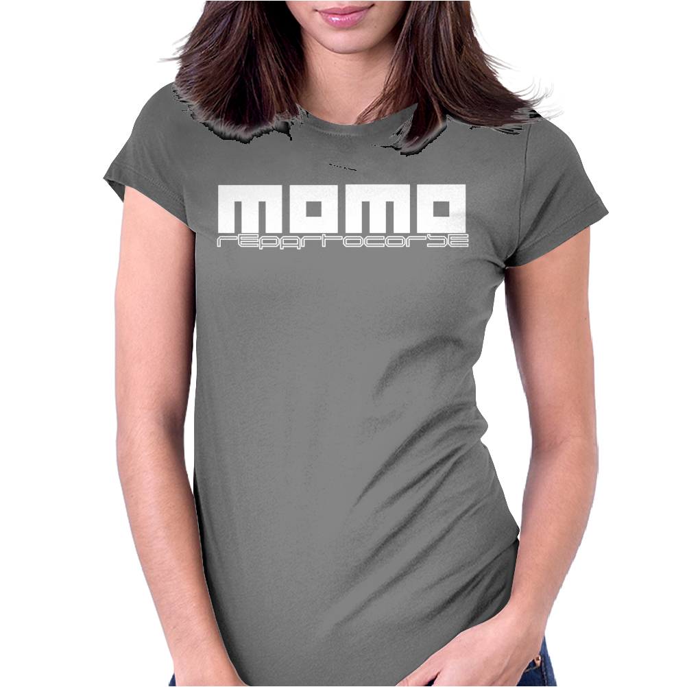 MOMO Womens Fitted T-Shirt