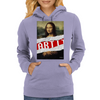 MONA LISA RELOADED Womens Hoodie