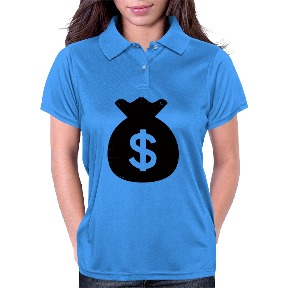 Money Bag Womens Polo