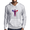Money or love / Dollar Mens Hoodie