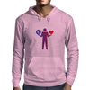 Money or love / Euro Mens Hoodie