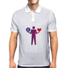 Money or love  Mens Polo