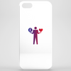 Money or love  Phone Case