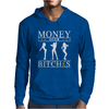 Money Over Bitches Graphic Mens Hoodie