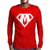 Moneyman Mens Long Sleeve T-Shirt