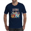 MONKEY DE LUFFI FAMILY Mens T-Shirt