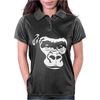 Monkey Face 2 Womens Polo