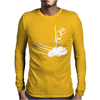 Monkey  Pigsy Sandy Tripitaka Cloud Magic Mens Long Sleeve T-Shirt