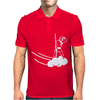 Monkey  Pigsy Sandy Tripitaka Cloud Magic Mens Polo