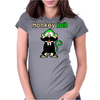 Monkey Suit 2 Womens Fitted T-Shirt