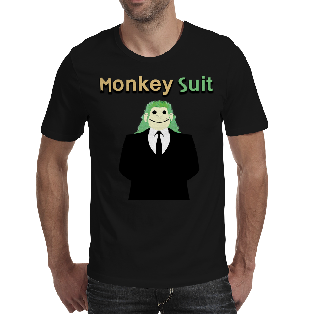 Monkey Suit Mens T-Shirt