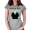 Monkey Suit Womens Fitted T-Shirt