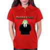 Monkey Suit Womens Polo