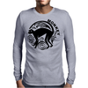 Monkey Tribal Mens Long Sleeve T-Shirt