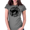 Monkey Tribal Womens Fitted T-Shirt