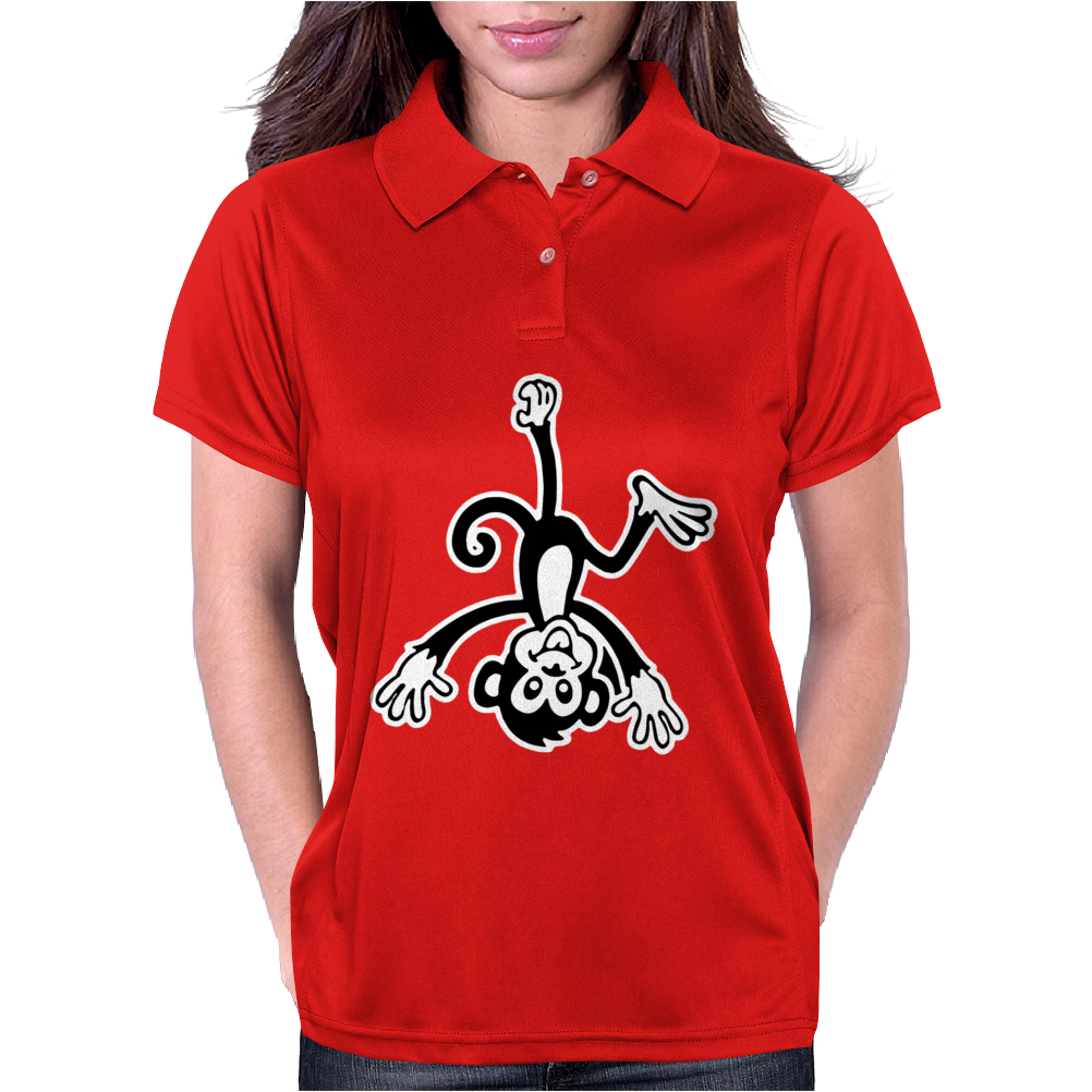 MONKEY Womens Polo