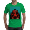 Monkeybrains in green Mens T-Shirt