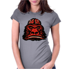Monkeybrains Womens Fitted T-Shirt