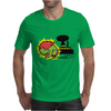 monster green Mens T-Shirt