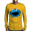 MONSTER Mens Long Sleeve T-Shirt