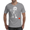 monster sans Mens T-Shirt
