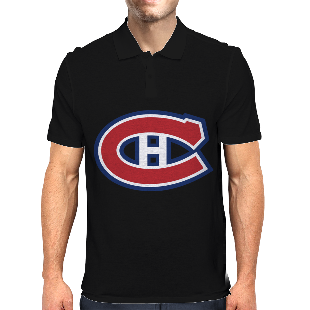 Montreal Canadiens Mens Polo