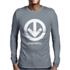 Montreal Metro Mens Long Sleeve T-Shirt