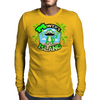 Monty's Island (My Store's Mascot) Mens Long Sleeve T-Shirt
