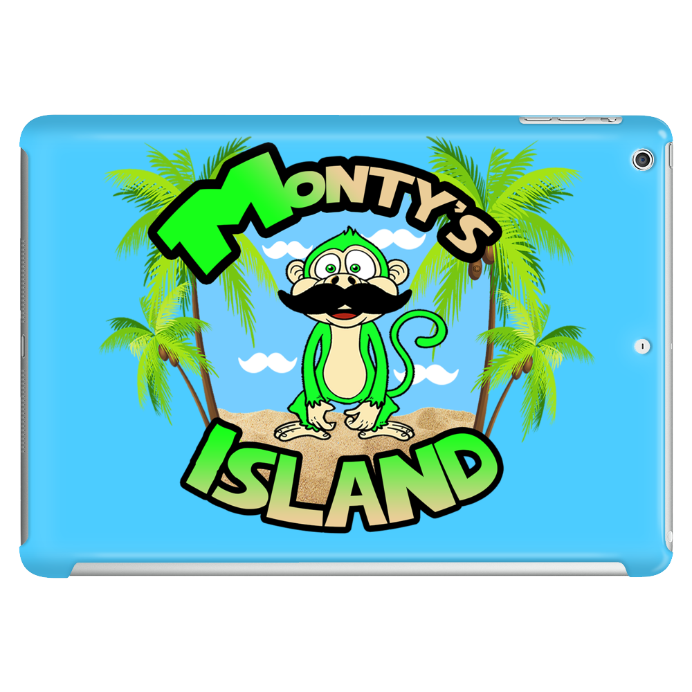 Monty's Island (My Store's Mascot) Tablet (horizontal)