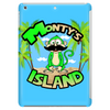 Monty's Island (My Store's Mascot) Tablet (vertical)