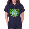 Monty's Island (My Store's Mascot) Womens Polo